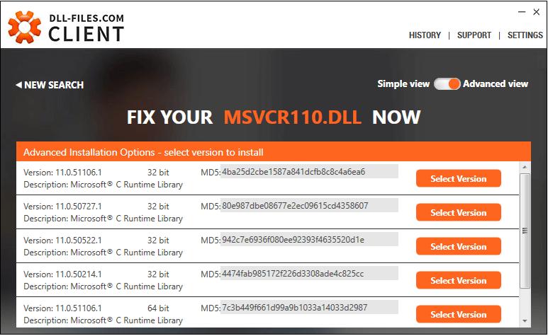DLL-Files-com Client ile her türlü dll hatasını düzeltmek için dll dosyalarının gelişmiş yüklemesi