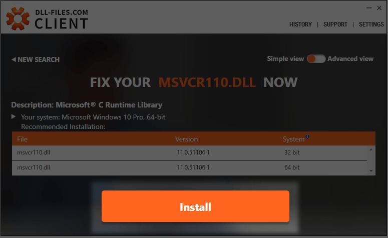 DLL-Files-com Client ile dll hatalarını otomatik olarak düzeltin
